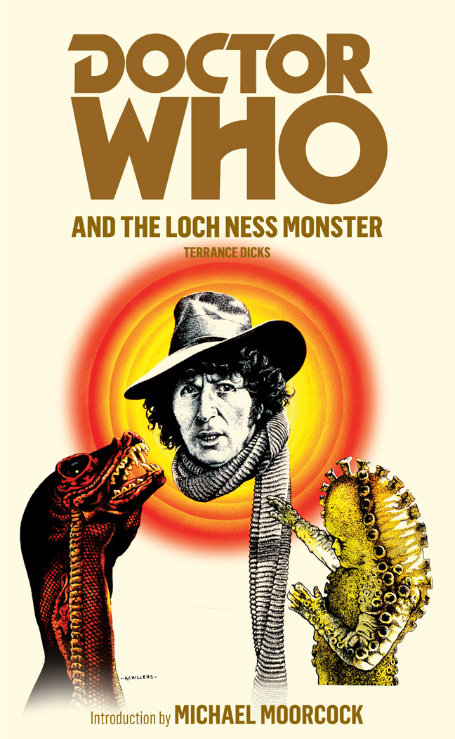 Doctor Who and the Loch Ness Monster doctor who corpse marker monster collection ed