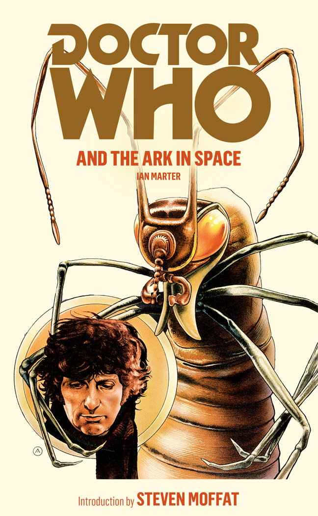 Doctor Who and the Ark in Space купить