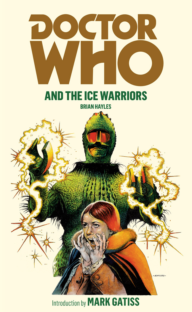 Doctor Who and the Ice Warriors britannicus