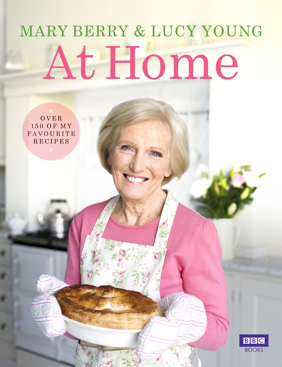 Mary Berry at Home tim vicary mary queen of scots