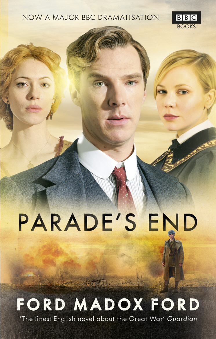 Parade's End the lonely polygamist – a novel