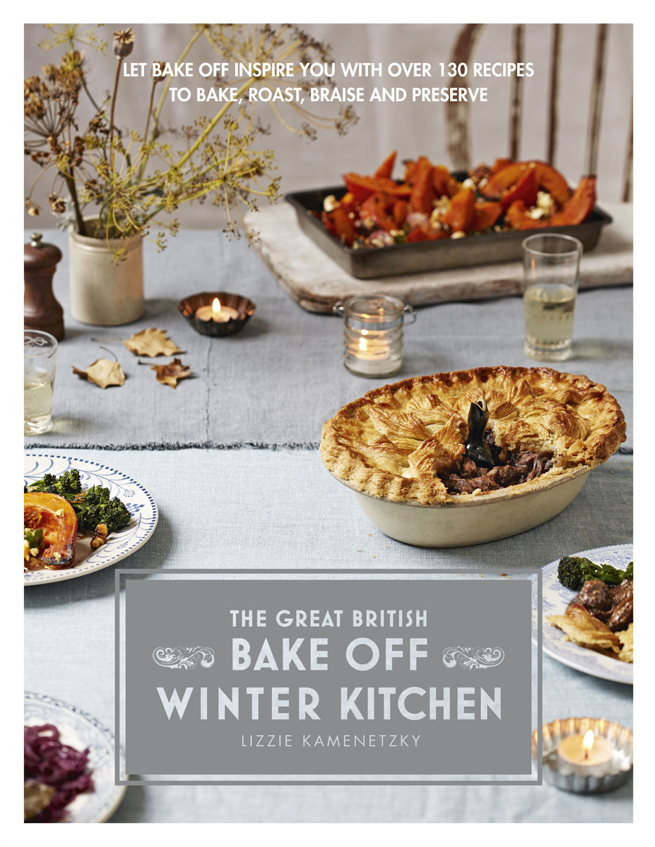 Great British Bake Off: Winter Kitchen christian humbs bake to impress