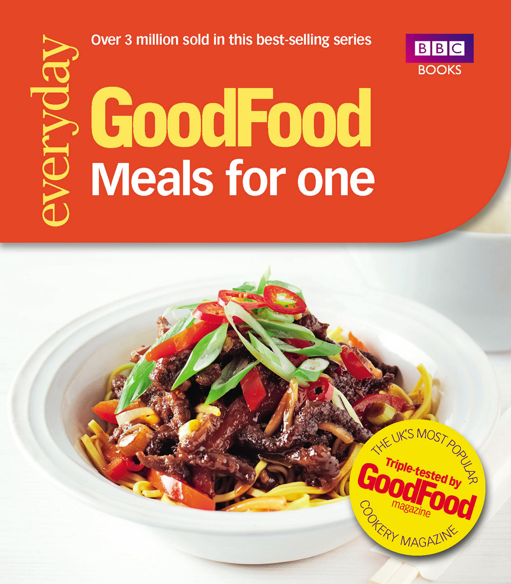 Good Food: Meals for One everyday italian 125 simple and delicious recipes