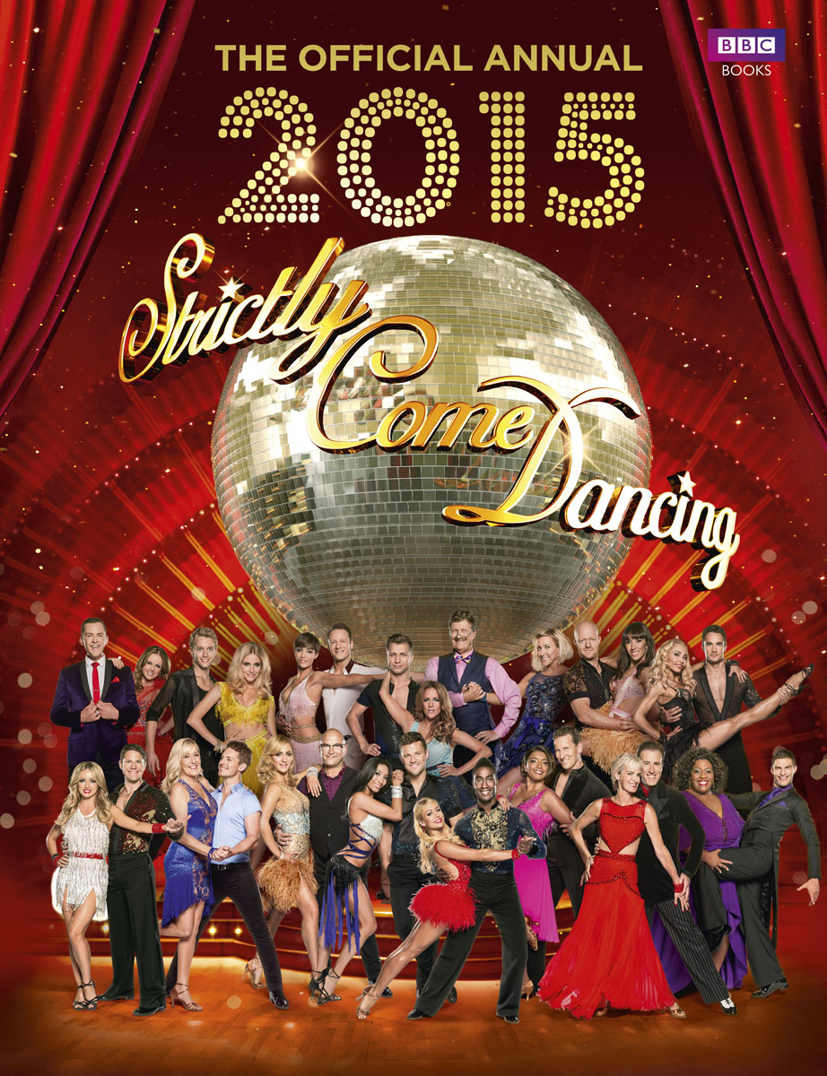 The Official Annual 2015: Strictly Come Dancing 2015 wholesale back to heaven demon college dxd leah redrawing wire pole dancing editions of hand box