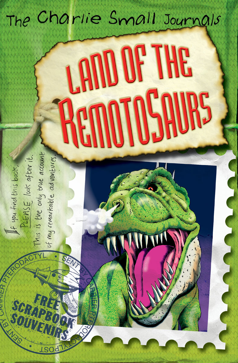 Charlie Small: Land of the Remotosaurs charlie small the puppet master s prison