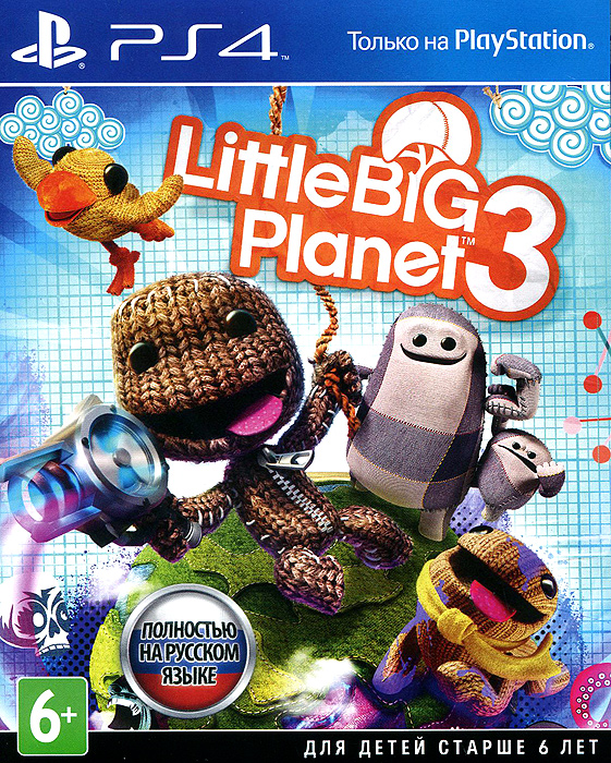 LittleBigPlanet 3 (PS4) ct1040