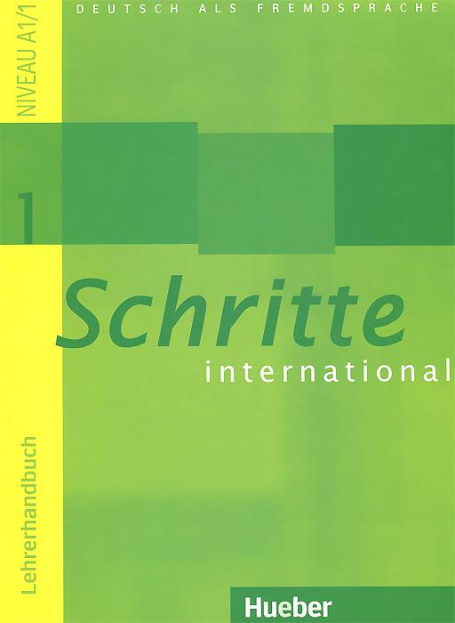 Schritte international 1: Lehrerhandbuch ausblick 2 lehrerhandbuch