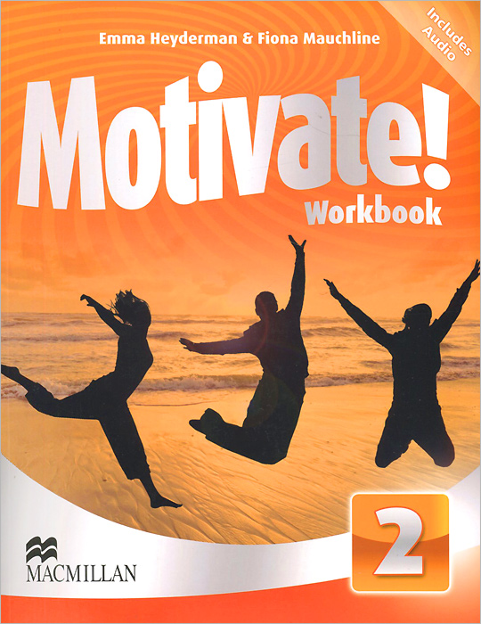 Motivate! Level 2: Workbook (+ 2 CD) finance and investments
