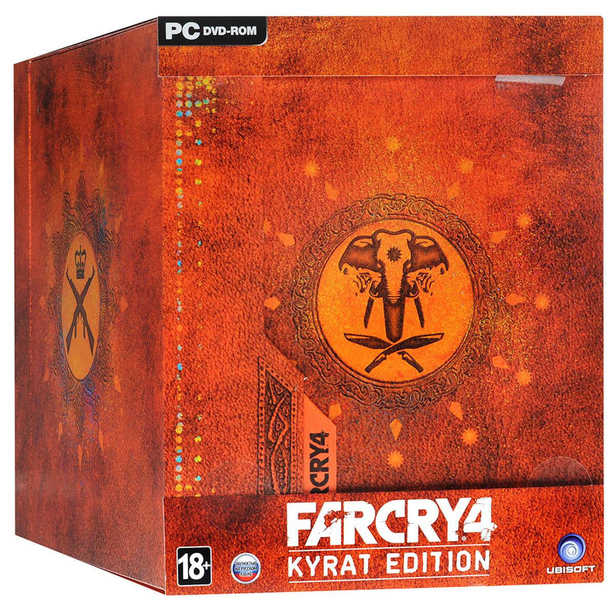 Far Cry 4. Collector's Edition far cry 2