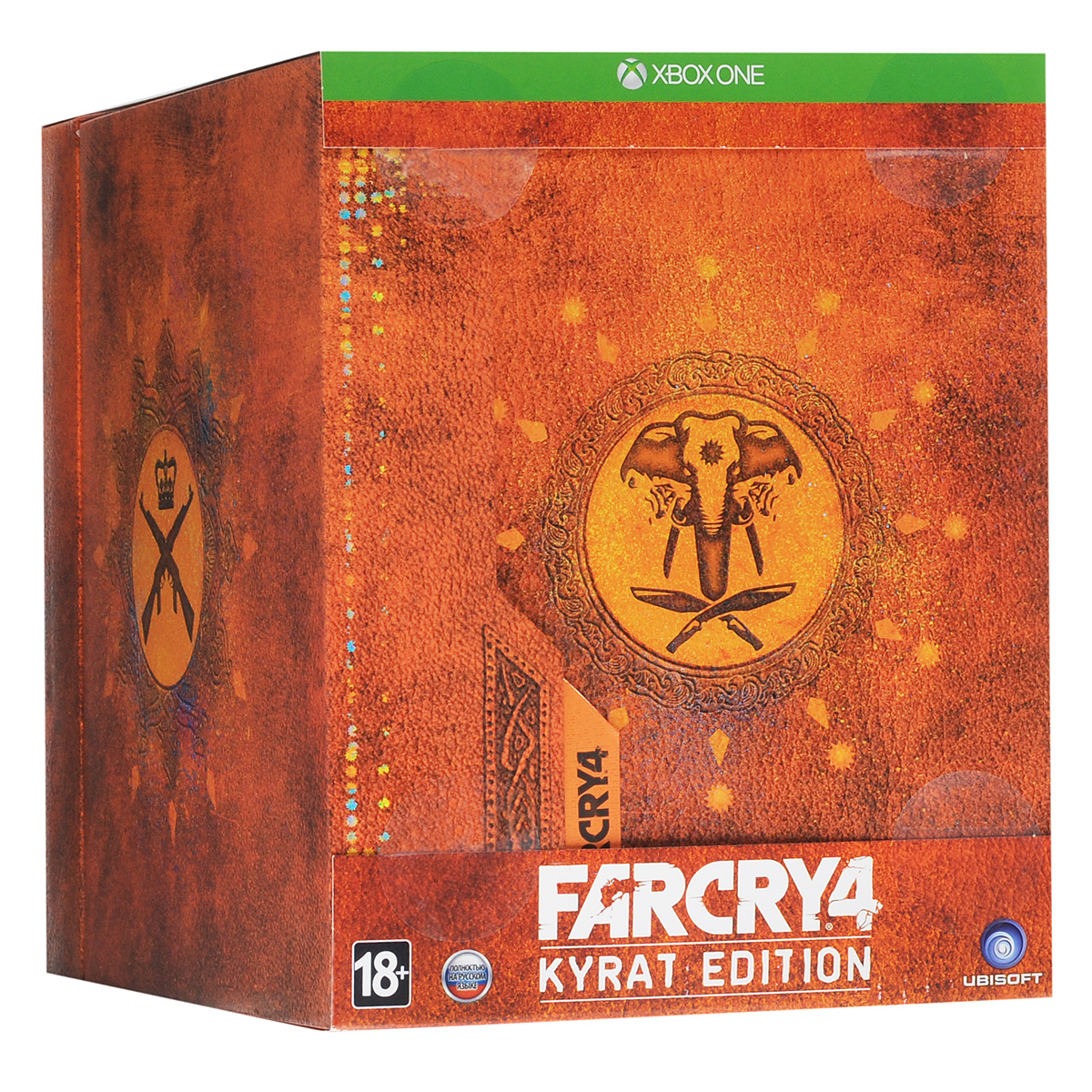 Far Cry 4. Collector's Edition (Xbox One)