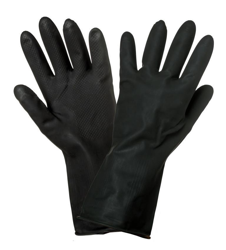 Перчатки защитные Airline, латексныеAWG-LS-10Латексные защитные перчатки Airline позволяют обеспечить защиту рук при выполнении большинства бытовых или производственных работ.Преимущества: Защита рук от нефтепродуктов и масел;Защита рук от слабых растворов кислот и щелочей.