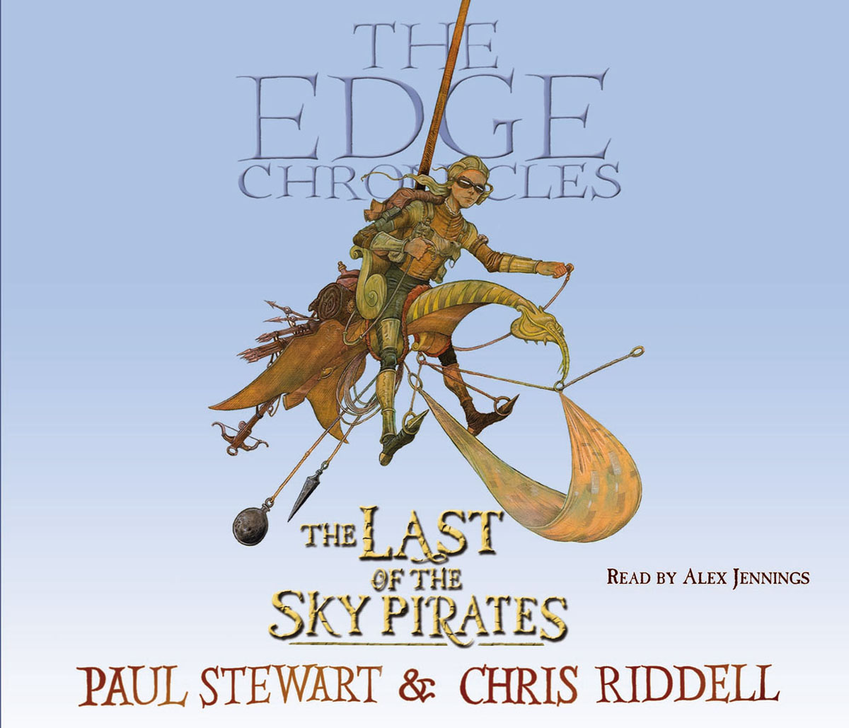 The Edge Chronicles 7: The Last of the Sky Pirates heart goes last the