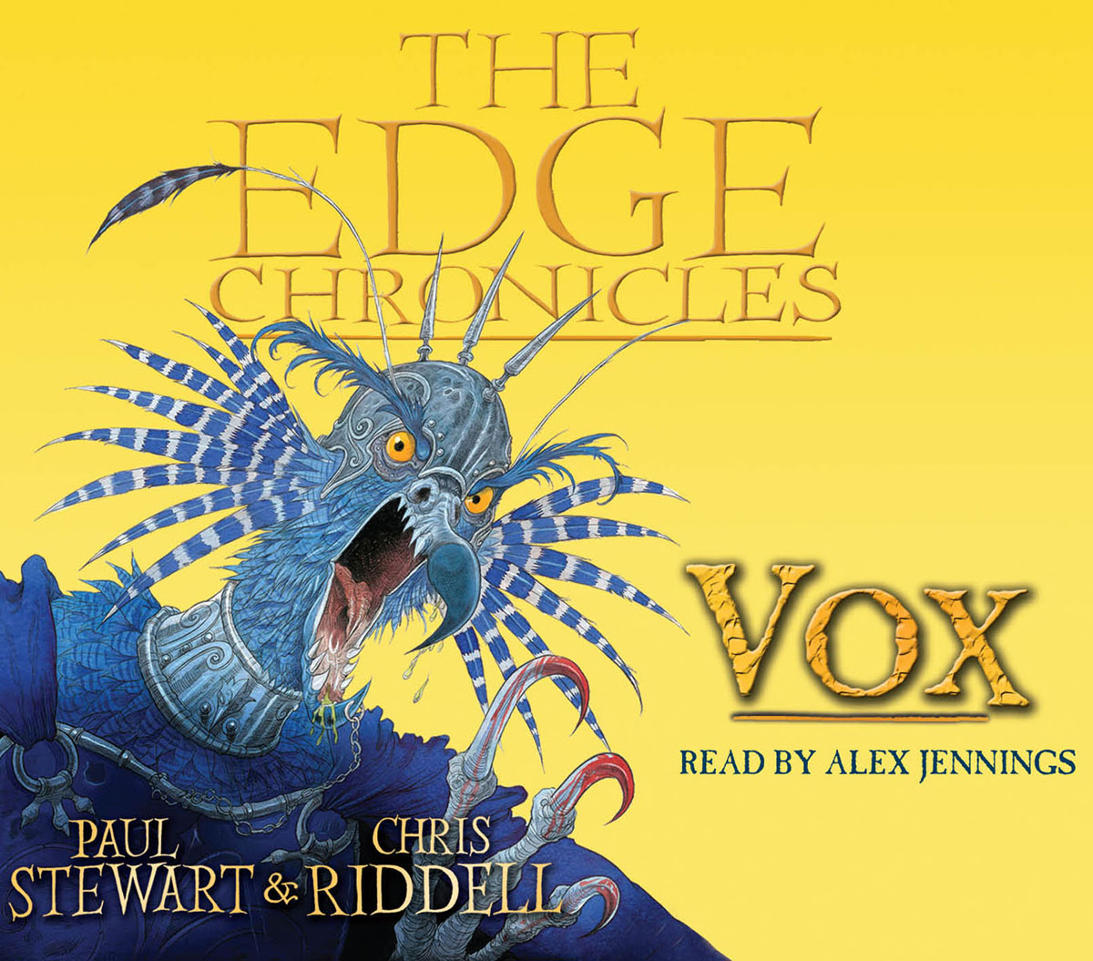 The Edge Chronicles 8: Vox the librarian and the spy