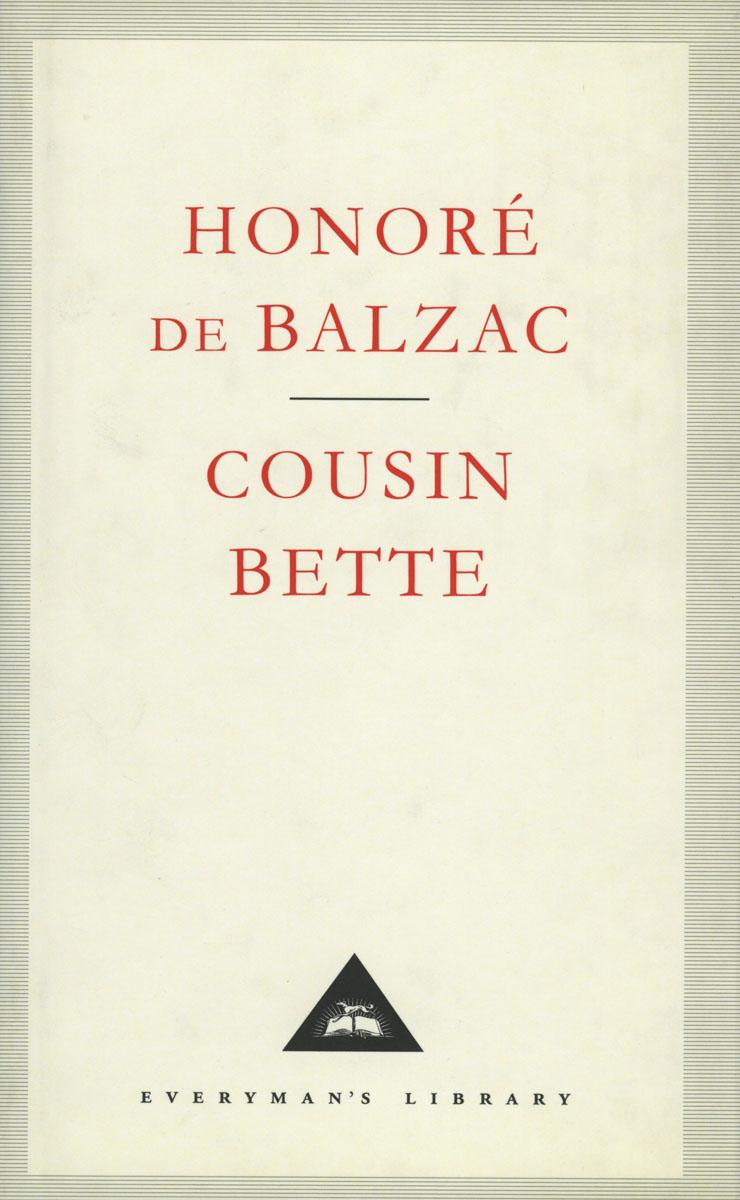 Cousin Bette   HB cousin kate