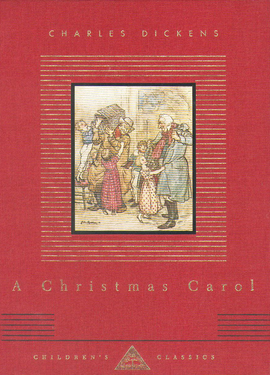 A Christmas Carol the illustrated story of art