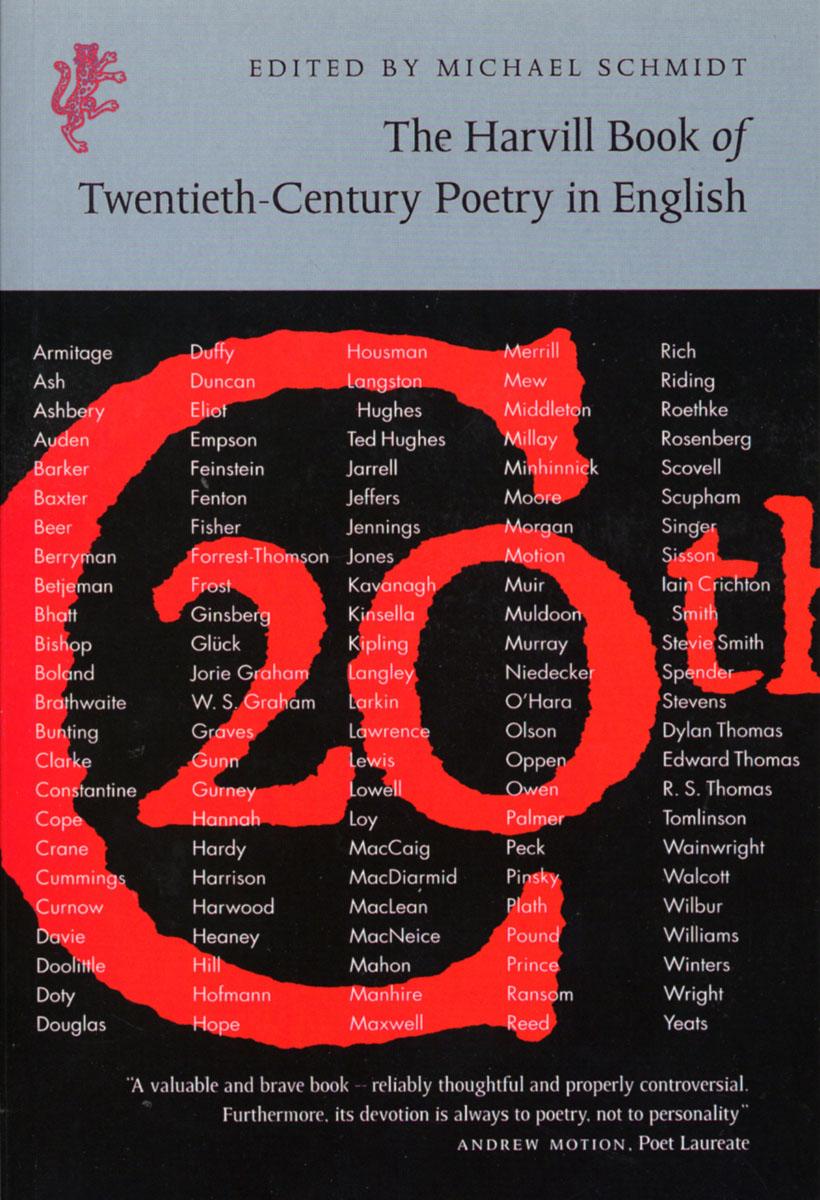 Harvill Book Of 20th Century Poetry 20th century fox
