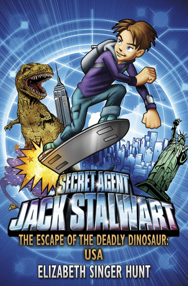 Jack Stalwart: The Escape of the Deadly Dinosaur
