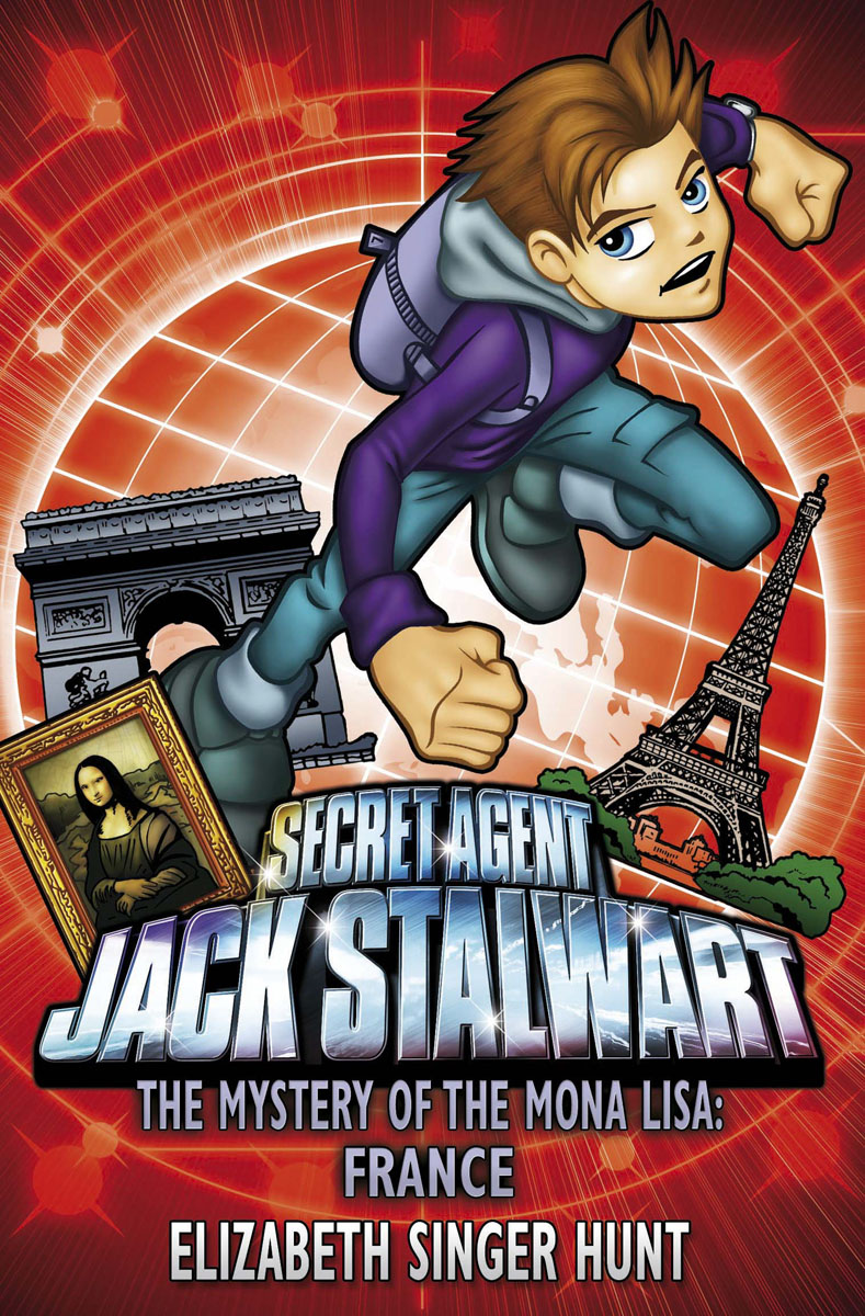 Jack Stalwart: The Mystery of the Mona Lisa incredible sculptures a thief in the museum level 4