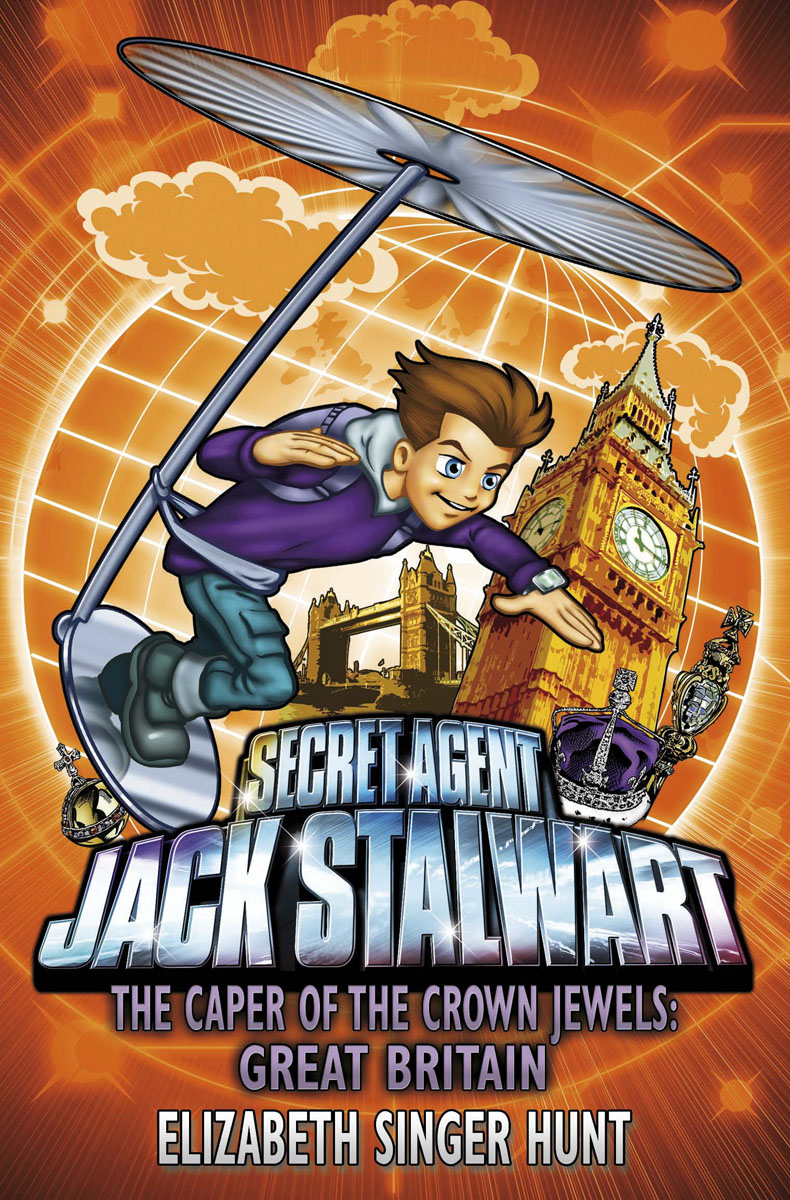 Jack Stalwart: The Caper of the Crown Jewels jack london hearts of three