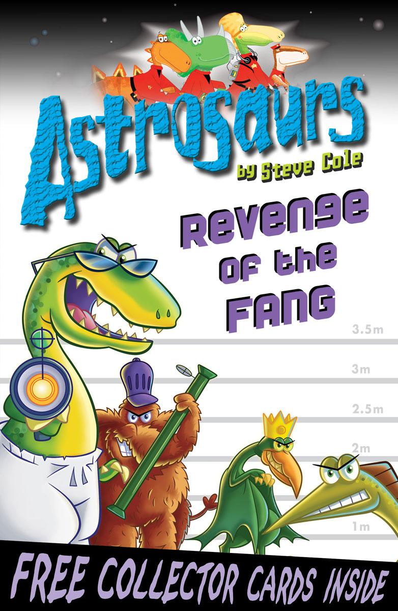 Astrosaurs 13: Revenge of the FANG our discovery island 5 dvd