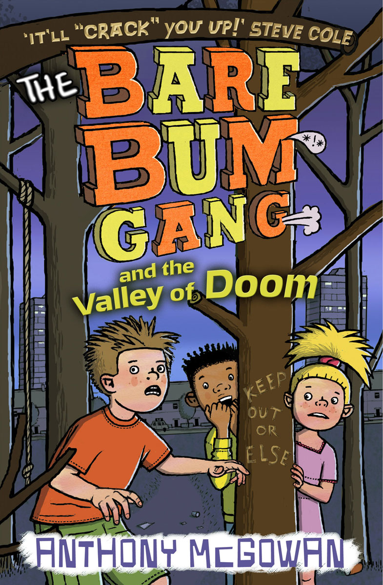 The Bare Bum Gang and the Valley of Doom caleb williams or things as they are