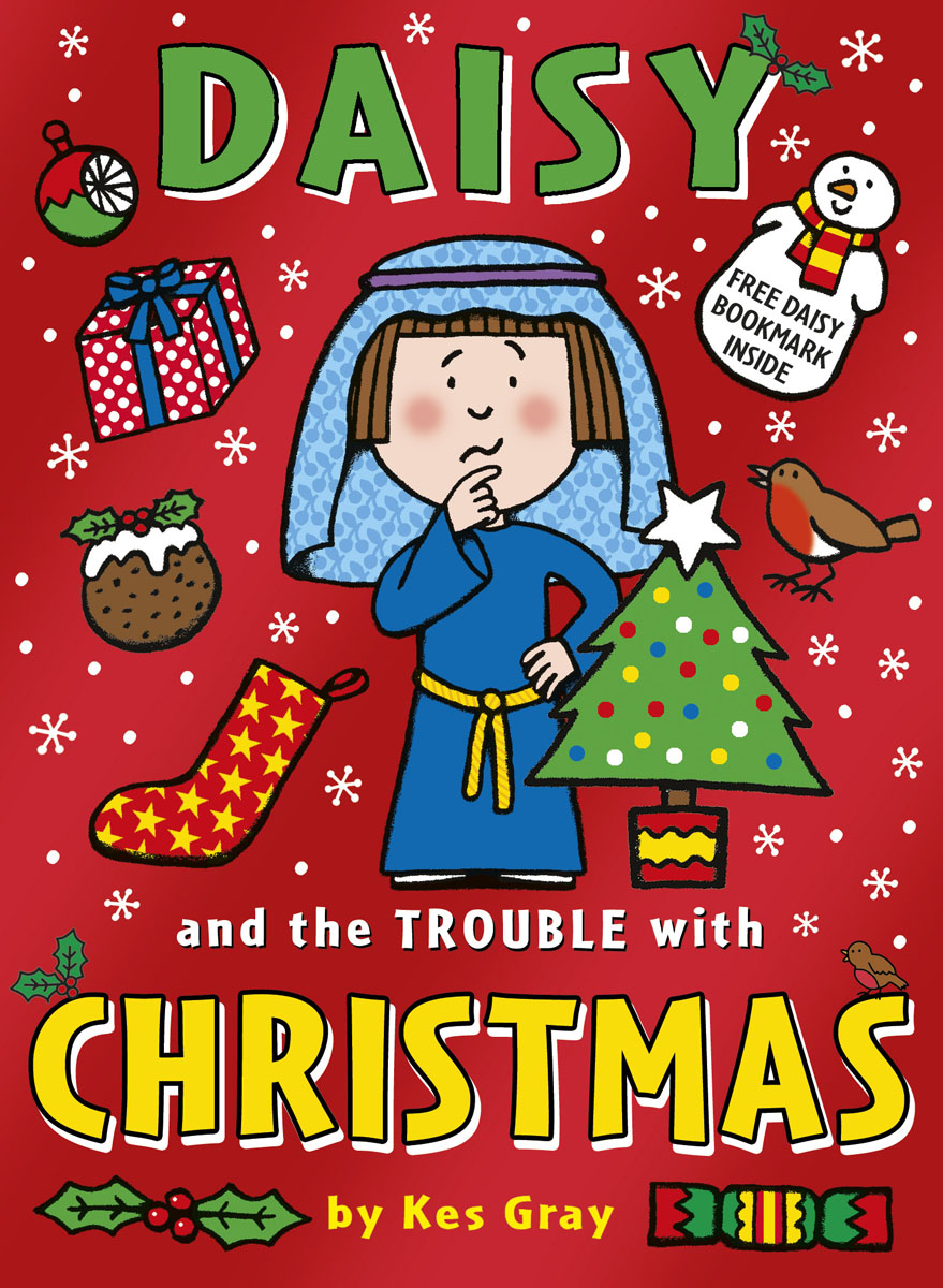 Daisy and the Trouble with Christmas  winzor jf25 04b