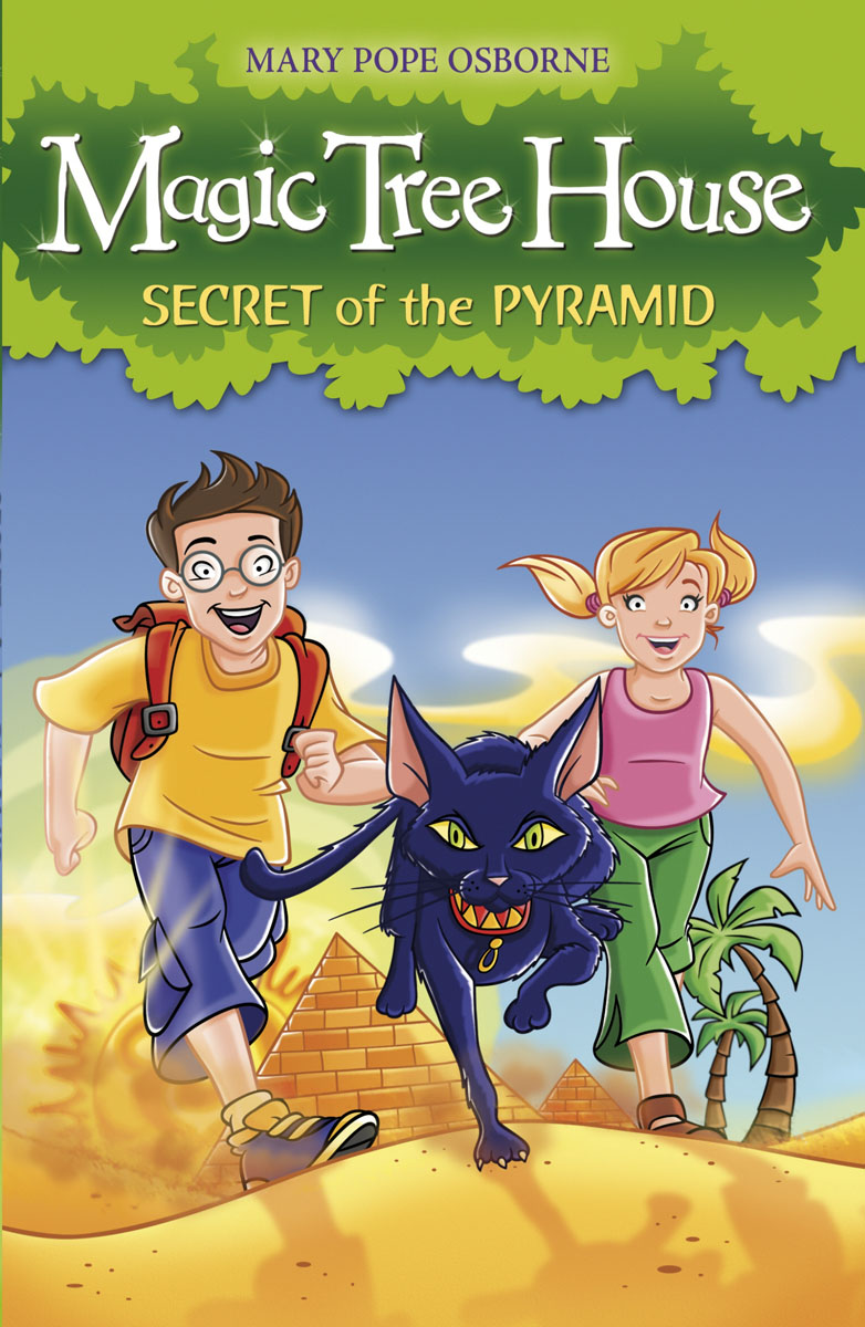 Купить Magic Tree House 3: Secret of the Pyramid,