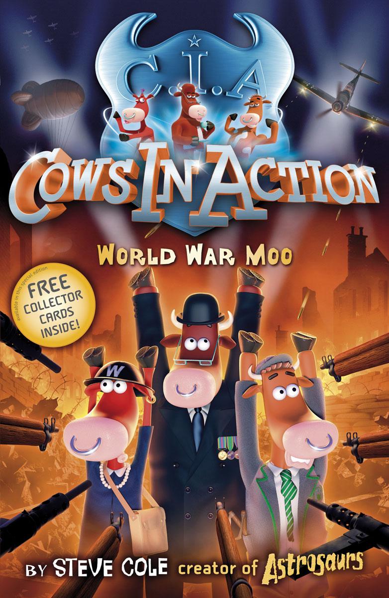 Cows in Action 5: World War Moo elena fishtik sara laws are keeping silence during thewar