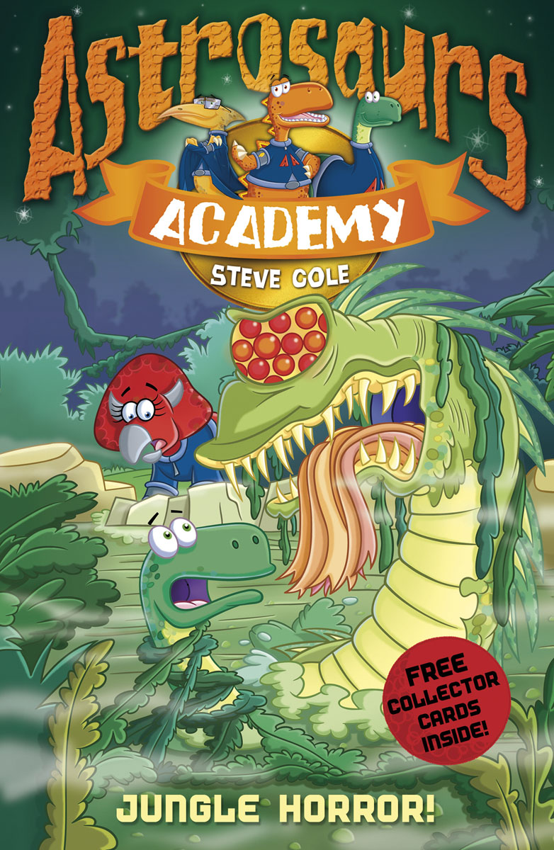 Astrosaurs Academy 4: Jungle Horror!