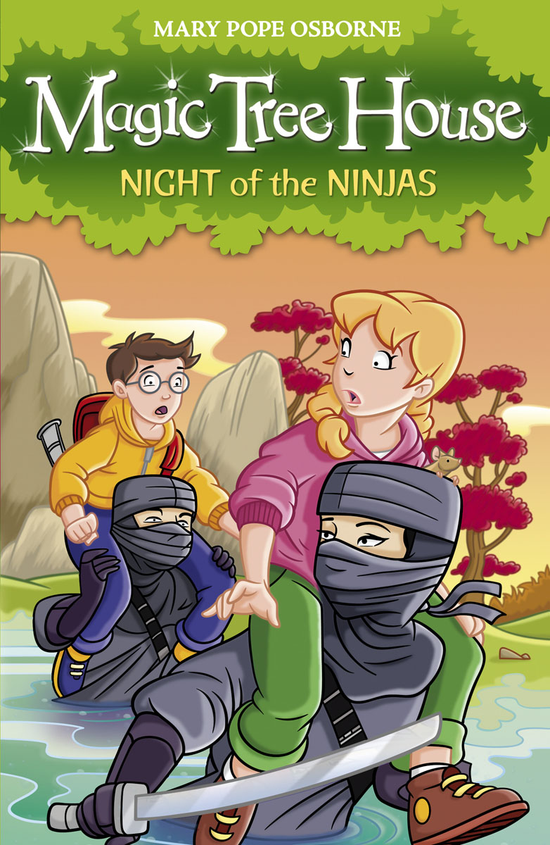 Купить Magic Tree House 5: Night of the Ninjas,