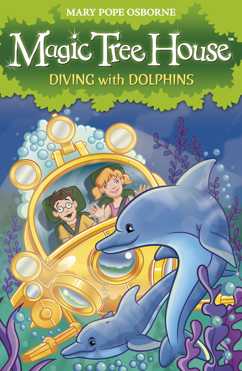 Magic Tree House 9: Diving with Dolphins magic tree house 7 mammoth to the rescue