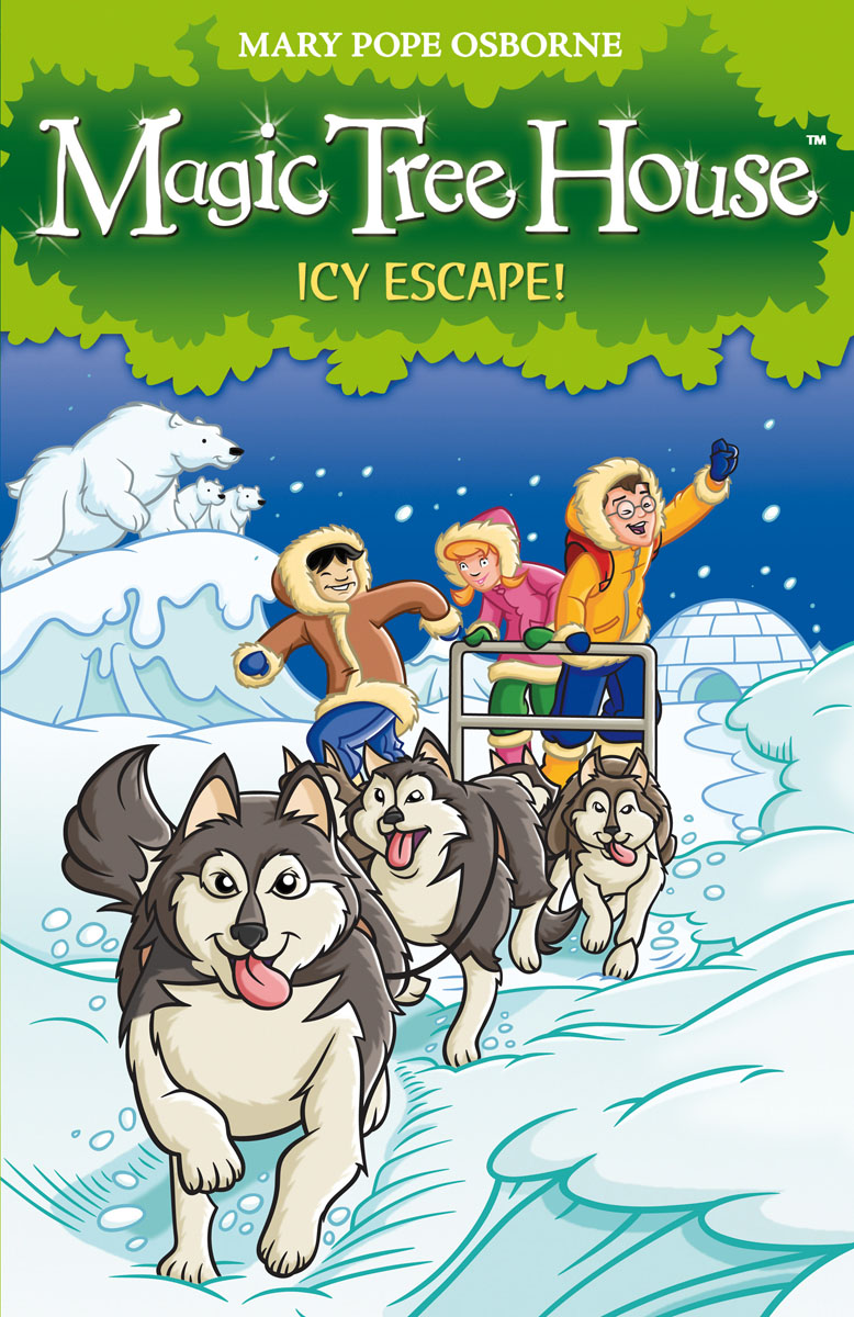 Купить Magic Tree House 12: Icy Escape!,