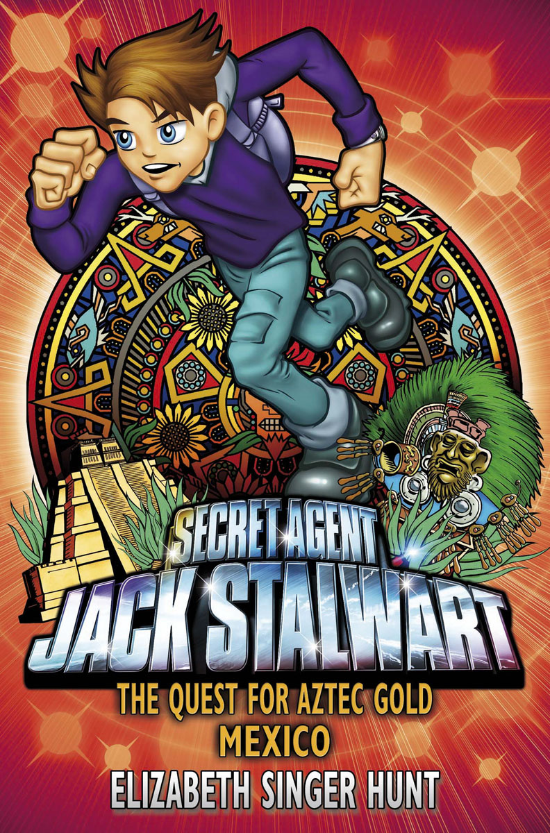Jack Stalwart: The Quest for Aztec Gold treasure hunters quest for the city of gold