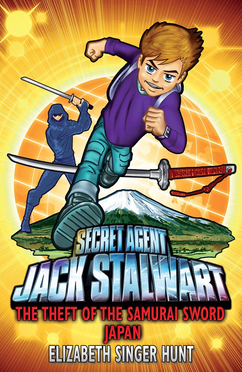 Jack Stalwart: The Theft of the Samurai Sword stolen