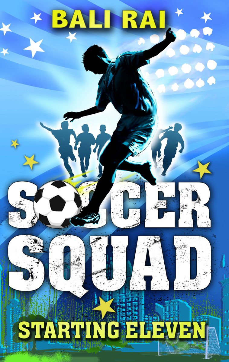 Soccer Squad: Starting Eleven chris wormell george and the dragon