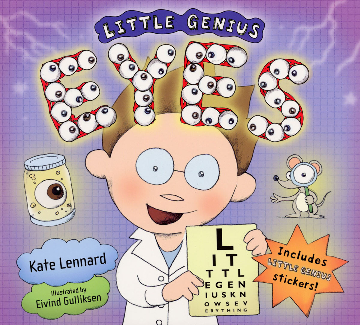 Little Genius: Eyes little genius eyes