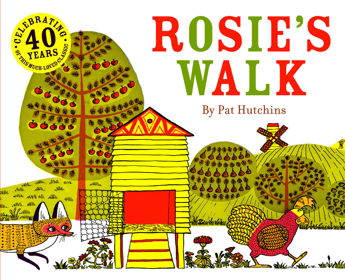 Rosie's Walk 30pcs in one postcard take a walk on the go dubai arab emirates christmas postcards greeting birthday message cards 10 2x14 2cm