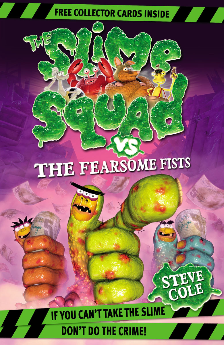 Slime Squad Vs The Fearsome Fists секатор grinda 8 423203 z01