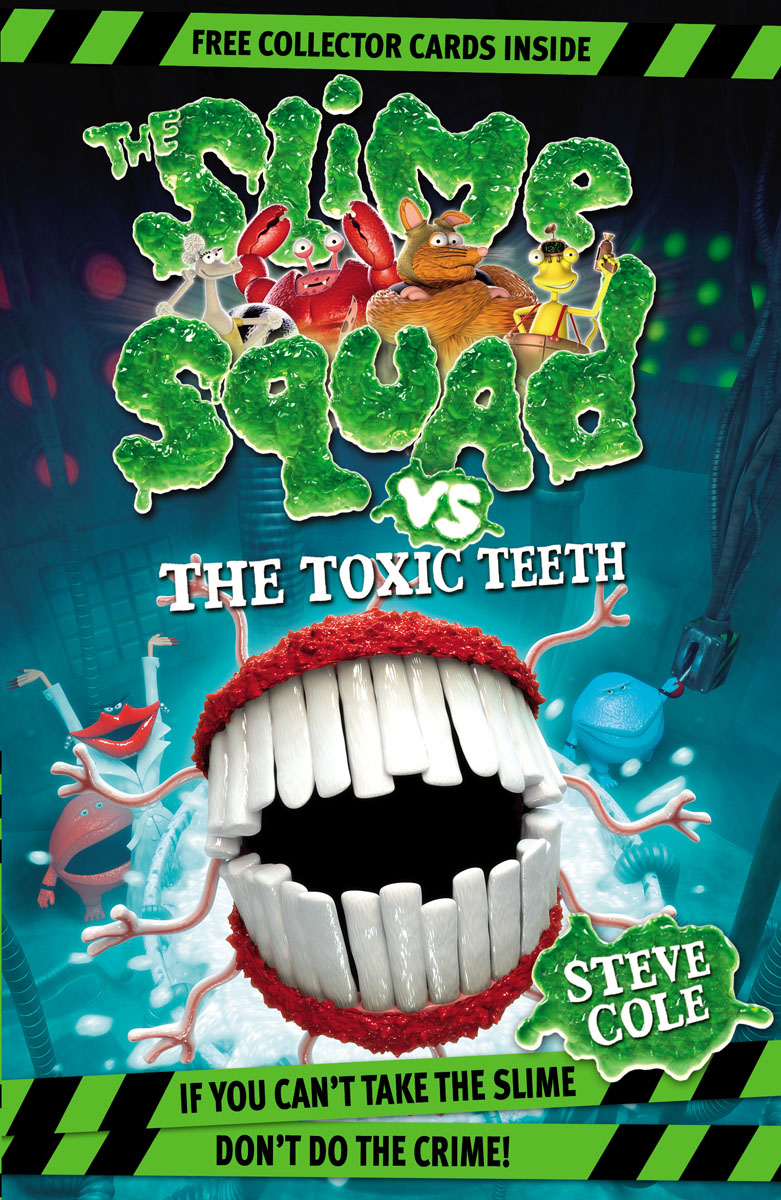 Slime Squad Vs The Toxic Teeth