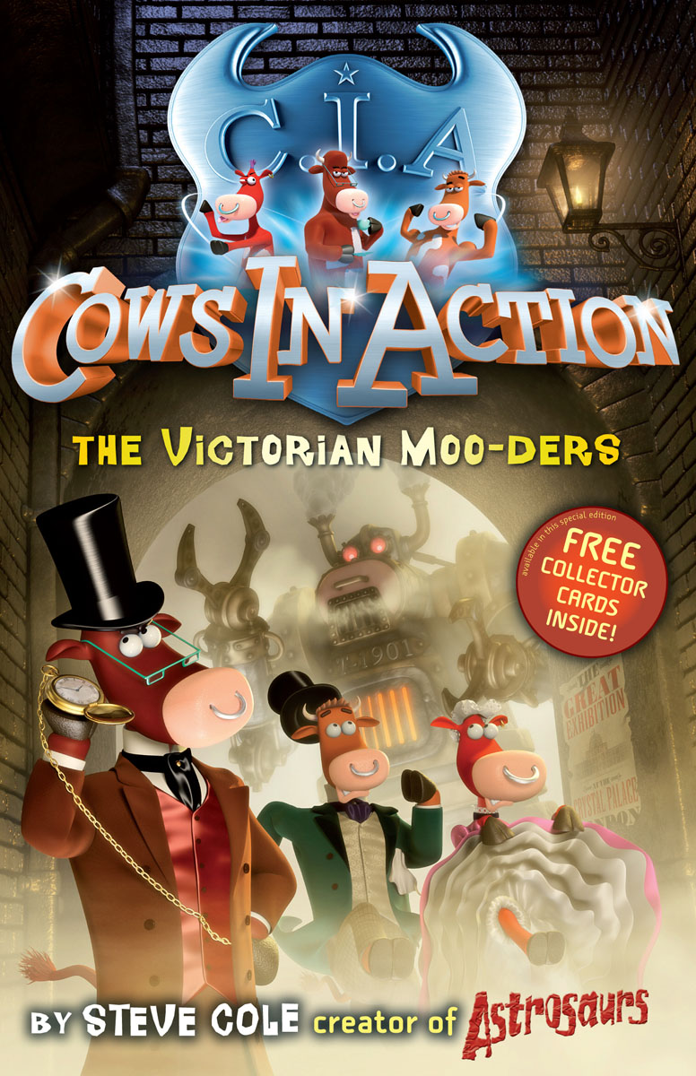 Cows In Action 9: The Victorian Moo-ders