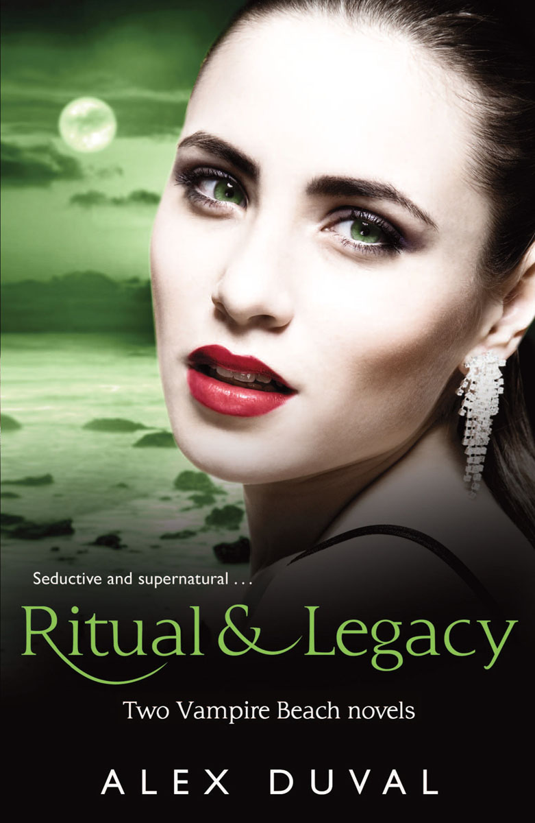 Vampire Beach 2-in-1 Bind up - Ritual & Legacy jason and medea