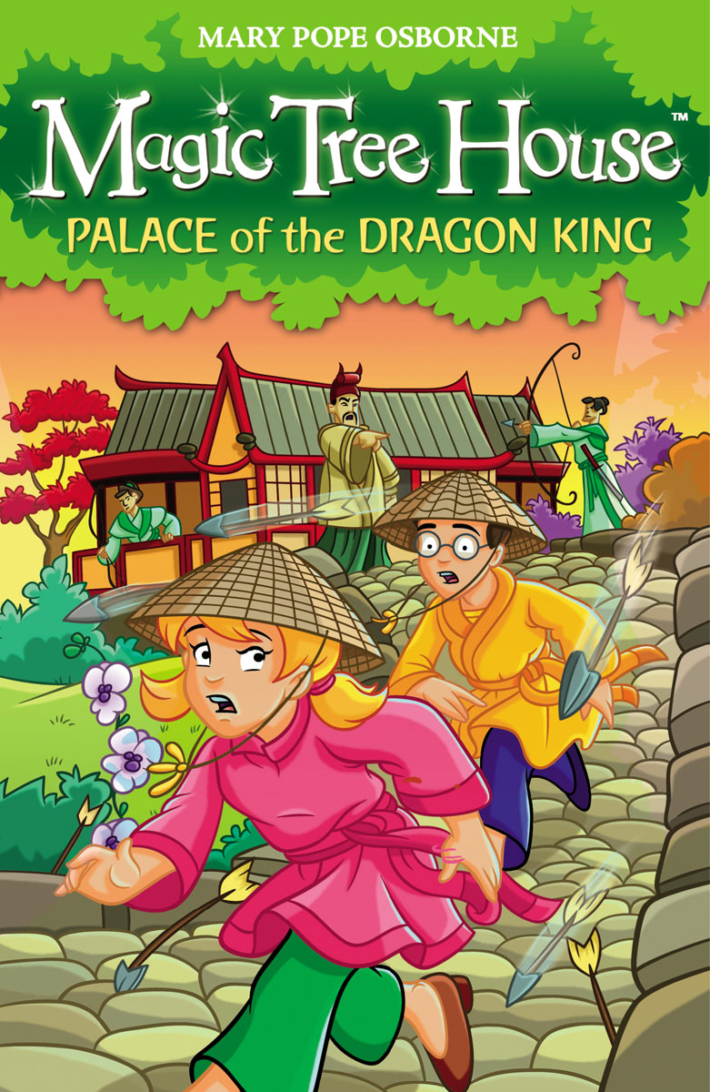 Magic Tree House: Palace of the Dragon King magic tree house 7 mammoth to the rescue