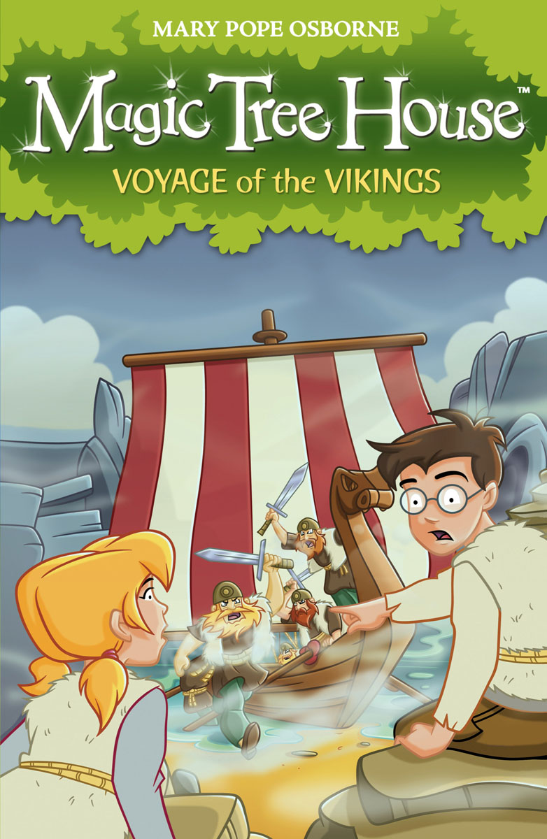 Magic Tree House 15: Voyage of the Vikings magic tree house 7 mammoth to the rescue
