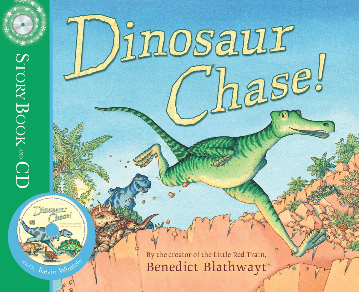 Dinosaur Chase! magnus chase and the sword of summer