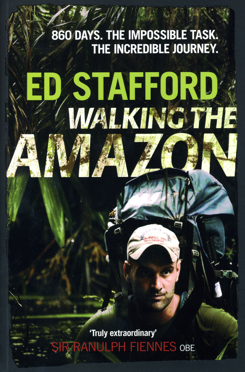 Walking the Amazon journey to the centre of the earth