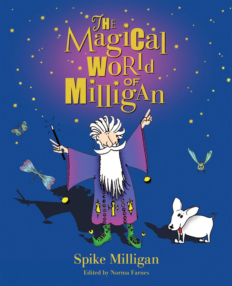 The Magical World of Milligan frankenstein according spike milligan