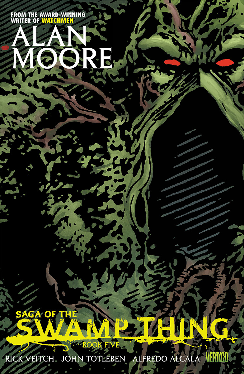Saga of the Swamp Thing: Book 5 b p r d hell on earth volume 6 the return of the master