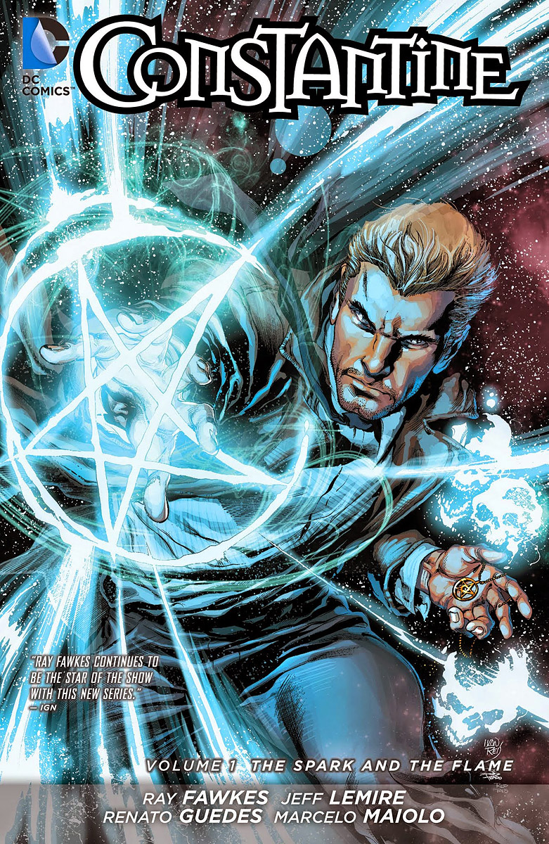 Constantine Volume 1: The Spark and the Flame лампа подсветки багажника the flame in the dark ford explorer