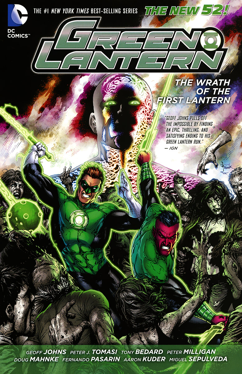 Green Lantern: Wrath of the First Lantern ahdieh renee wrath and the dawn