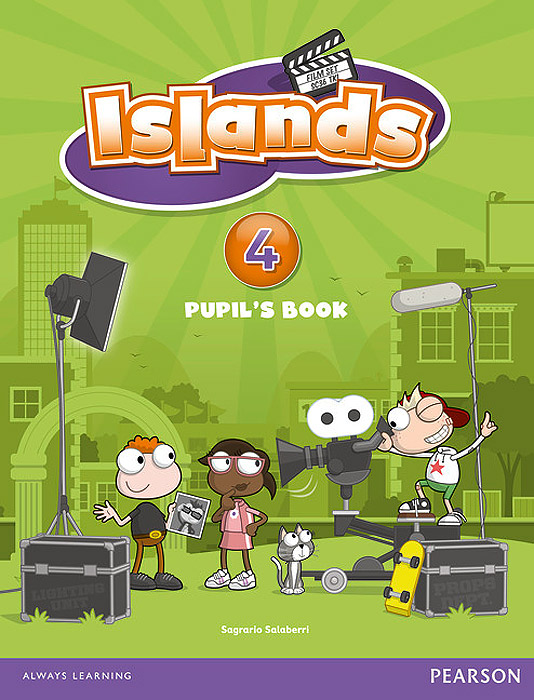 Islands: Level 4: Pupil's Book: Power by Poptropica